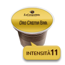 Oro Crema Bar compatibile Nespresso